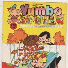 Tebeos: YUMBO Nº 251. CLIPER 1953. . Lote 92059930