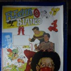 TEBEO - COMIC - FLECHA Y BLANCO - Septiembre 1955