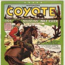 Tebeos: EL COYOTE Nº 89 . CLIPER. ORIGINAL-. BUEN ESTADO. Lote 94933271