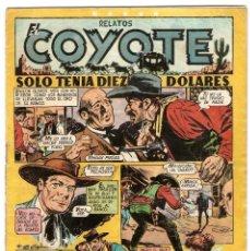 Tebeos: EL COYOTE Nº 99 . CLIPER. ORIGINAL-.LOMO PEGADO-. Lote 94933819