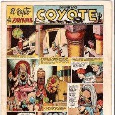 Tebeos: EL COYOTE Nº 106 . CLIPER. ORIGINAL-.MUY BIEN. Lote 94934067