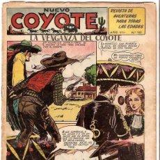 Tebeos: EL COYOTE Nº 163 . CLIPER. ORIGINAL-.BIEN. Lote 94937207