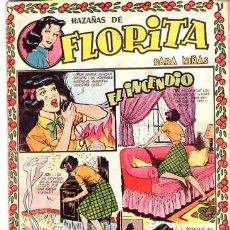 Tebeos: FLORITA (CLIPER) Nº 101. Lote 95567747