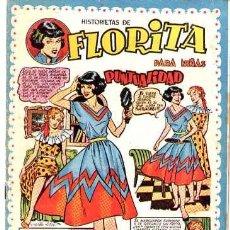 Tebeos: FLORITA (CLIPER) Nº 135. Lote 95568327