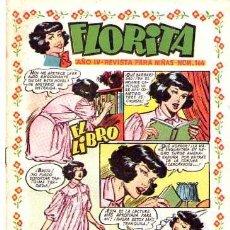 Tebeos: FLORITA (CLIPER) Nº 166. Lote 95568691