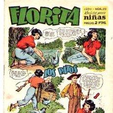 Tebeos: FLORITA (CLIPER) Nº 218. Lote 95774547