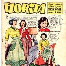 Tebeos: FLORITA (CLIPER) Nº 228. Lote 95774835