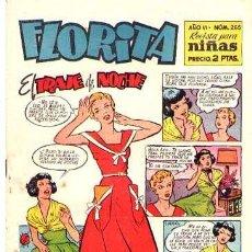 Tebeos: FLORITA (CLIPER) Nº 265. Lote 96138799