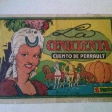 Tebeos: CUENTOS FAMOSOS Nº 6 ,CISNE GERPLA- CUENTO DE PERRAULT -1941-SALVADOR MESTRES. Lote 96672139