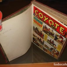 Tebeos: EL COYOTE, 1 AL 16, 1947, CLIPER, ORIGINALES, MUY BUEN ESTADO. Lote 96728015