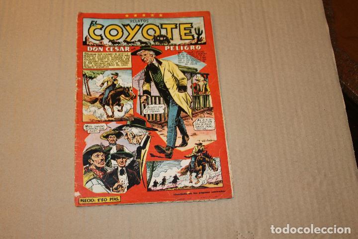 EL COYOTE Nº 94, EDICIONES CLIPER (Tebeos y Comics - Cliper - El Coyote)