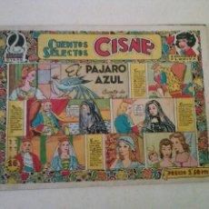 Tebeos: COL. CUENTOS SELECTOS CISNE Nº 18 GERPLA-CLIPER. Lote 97206819