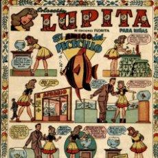 Tebeos: LUPITA-21 (CLIPER, 1950) . Lote 97259315
