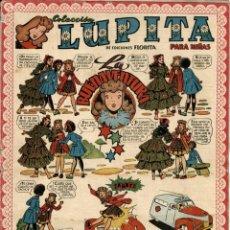 Tebeos: LUPITA-19 (CLIPER, 1950) . Lote 97259331