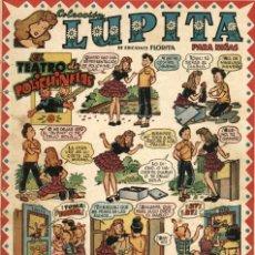 Tebeos: LUPITA-14 (CLIPER, 1950) . Lote 97259347