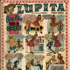 Tebeos: LUPITA-10 (CLIPER, 1950) . Lote 97259371