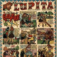 Tebeos: LUPITA-5 (CLIPER, 1950) . Lote 97259395