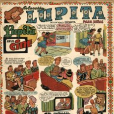 Tebeos: LUPITA-4 (CLIPER, 1950) . Lote 97259415