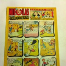 Tebeos: NICOLÁS -Nº.66- MUY BIEN CONSERVADO. Lote 97299443