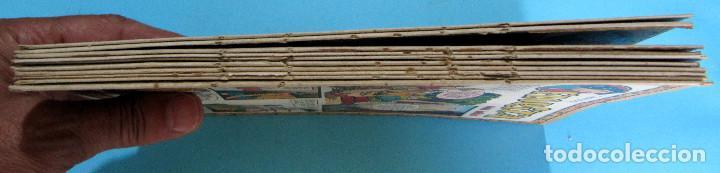 Tebeos: LOTE DE 10 TEBEOS DE FLORITA. EDICIONES CLIPER, 1950S. - Foto 3 - 204693045