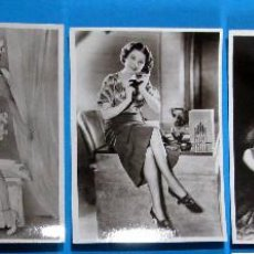 Tebeos: LOTE DE 20 CROMOS DE ARTISTAS DE CINE. BEAUTIES OF TO DAY. GODFREY PHILLIPS LTD, 1930'S. Lote 97314667