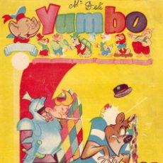 Tebeos: YUMBO Nº117 (CONEJITO ATÓMICO, PIPO Y TEKA, NICOTÍN, AYNÉ, FIGUERAS, GARCÍA.... Lote 97462779