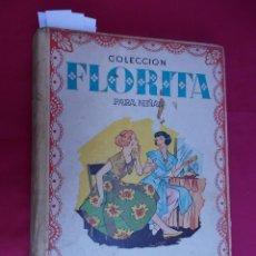 Tebeos: FLORITA. TOMO XVIII. Nº 18. DESDE Nº 341 AL 360 MAS NUMERO ESPECIAL. CLIPER. Lote 97505363