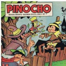 Tebeos: PINOCHO Nº 9. Lote 97957095