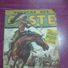 Livros de Banda Desenhada: NOVELAS DEL OESTE Nº 48. UN JUGADOR BRASILEÑO. J. GUBERN. Lote 98492515