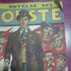 Livros de Banda Desenhada: NOVELAS DEL OESTE Nº 53. OESTE SANGRIENTO. M.L. ESTEFANIA. Lote 98492983