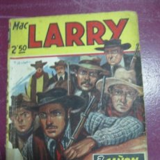 Tebeos: MAC LARRY, Nº 22. EL CAÑON DE LOS ESPIRITUS. H.C. GRANCH. EDICIONES CLIPER. Lote 98493607