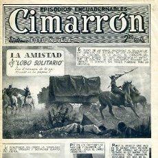 Tebeos: COMIC CIMARRON Nº 2 EDITORIAL GERPLA/CLIPER . Lote 99136107