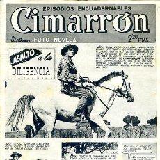 Tebeos: COMIC CIMARRON Nº 4 EDITORIAL GERPLA/CLIPER . Lote 99136131