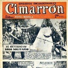 Tebeos: COMIC CIMARRON Nº 6 EDITORIAL GERPLA/CLIPER. Lote 99136183