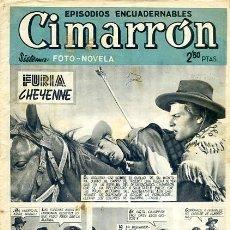 Tebeos: COMIC CIMARRON Nº 7 EDITORIAL GERPLA/CLIPER. Lote 99136239