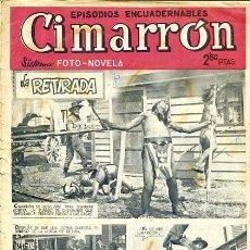 Tebeos: COMIC CIMARRON Nº 8 EDITORIAL GERPLA/CLIPER. Lote 99136447
