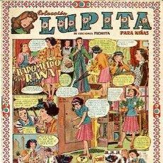 Tebeos: COMIC LUPITA DE EDICIONES FLORITA Nº 36 EDITORIAL CLIPER. Lote 99138135