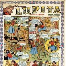 Tebeos: COMIC LUPITA DE EDICIONES FLORITA Nº 40 EDITORIAL CLIPER. Lote 99138267