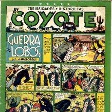 Tebeos: COMIC ORIGINAL EL COYOTE Nº 11 EDITORIAL CLIPER. Lote 99141595