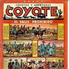 Tebeos: COMIC ORIGINAL EL COYOTE Nº 13 EDITORIAL CLIPER. Lote 99141631