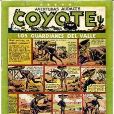 Tebeos: COMIC ORIGINAL EL COYOTE Nº 14 EDITORIAL CLIPER. Lote 99141655