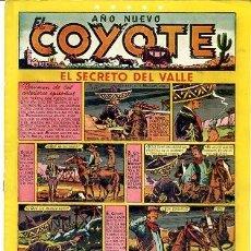 Tebeos: COMIC ORIGINAL EL COYOTE Nº 15 EDITORIAL CLIPER. Lote 99141771