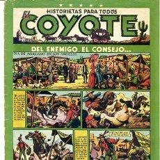 Tebeos: COMIC ORIGINAL EL COYOTE Nº 16 EDITORIAL CLIPER. Lote 99141819