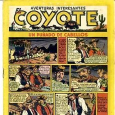 Tebeos: COMIC ORIGINAL EL COYOTE Nº 17 EDITORIAL CLIPER. Lote 99141951
