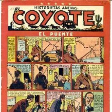 Tebeos: COMIC ORIGINAL EL COYOTE Nº 18 EDITORIAL CLIPER. Lote 99141975