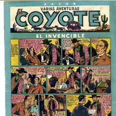 Tebeos: COMIC ORIGINAL EL COYOTE Nº 19 EDITORIAL CLIPER. Lote 99142123