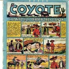 Tebeos: COMIC ORIGINAL EL COYOTE Nº 23 EDITORIAL CLIPER. Lote 99145035