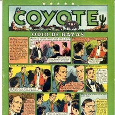 Tebeos: COMIC ORIGINAL EL COYOTE Nº 27 EDITORIAL CLIPER. Lote 99145079