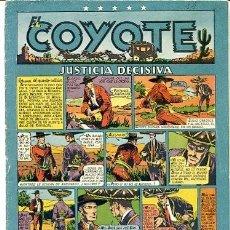 Tebeos: COMIC ORIGINAL EL COYOTE Nº 28 EDITORIAL CLIPER. Lote 99145107