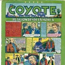 Tebeos: COMIC ORIGINAL EL COYOTE Nº 32 EDITORIAL CLIPER. Lote 99145399